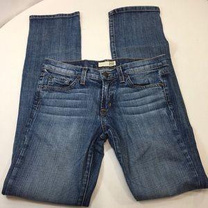 David Kahn Mykanos Jeans Straight Slim 29